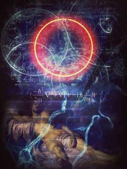 Eternal singularity VI digital sketch