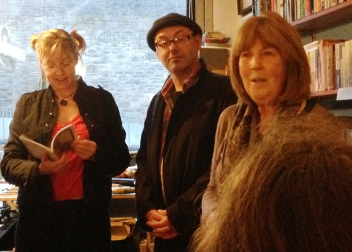 Sarer, Paul & Liz Poerty Reading 2